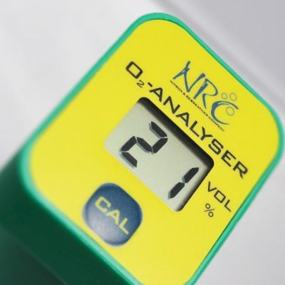 NRC O2 Analyzer