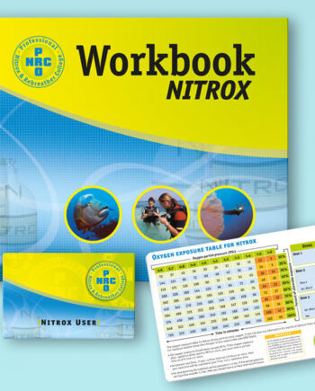 nitrox workbook kit pronrc