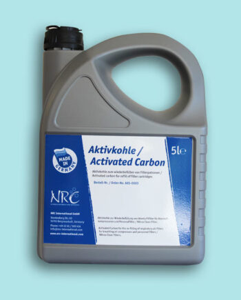 NRC activated carbon 5l