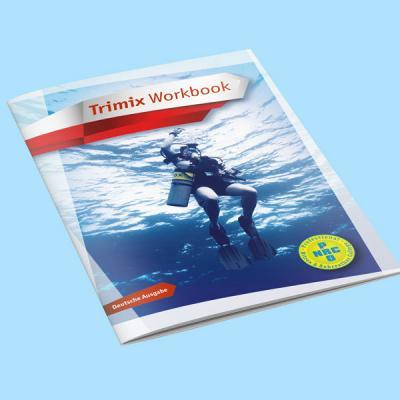 trimix workbook diving tauchen